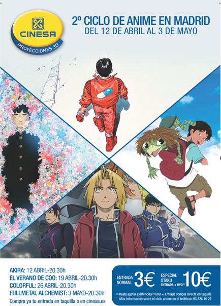 2 ciclo anime cinesa madrid