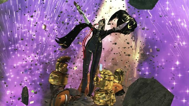 Bayonetta Anarchy Reigns 03