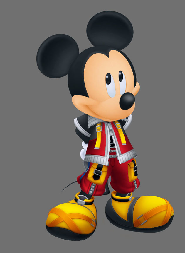 Kingdom Hearts 3D Mickey 1 Kingdom Hearts 3D Dream Drop Distance: imágenes minijuegos