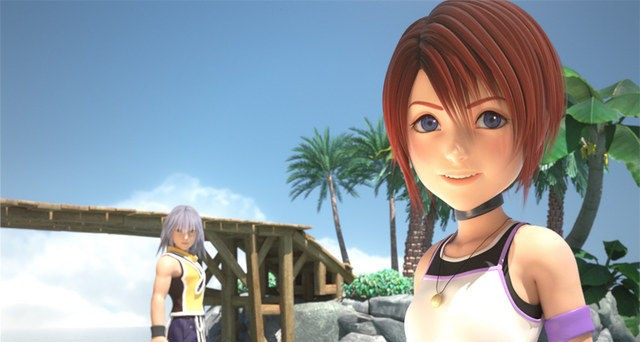 Kingdom Hearts 3D movie 10 e1332106055725 El final de Kingdom Hearts 3D Dream Drop Distance será épico