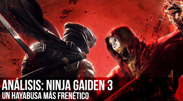 Ninja Gaiden 3 destacada Anlisis: Ninja Gaiden 3