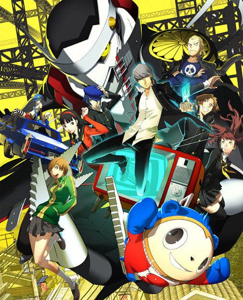 Persona 4 the golden portada Persona 4 The Golden, conoce a sus protagonistas