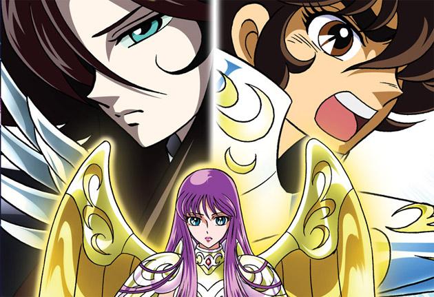 Saint Seiya Capítulo de Hades Elíseos 2 00 El final del anime Saint Seiya en España en V Japan Weekend Barcelona