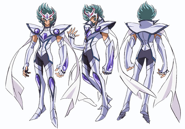 [Descarga] Saint Seiya Omega (HD)(17/??)(MF)
