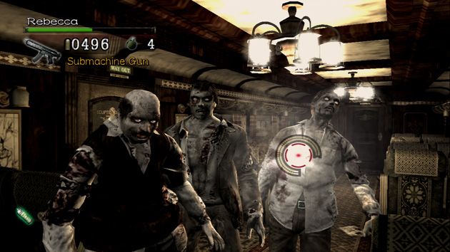 'Resident Evil Chronicles HD Collection' Announced For the PS3