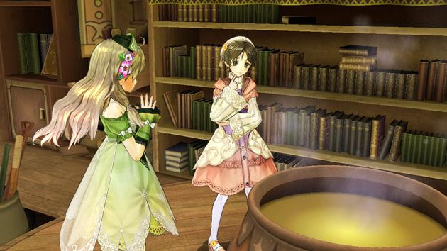 Atelier Ayesha gameplay 09