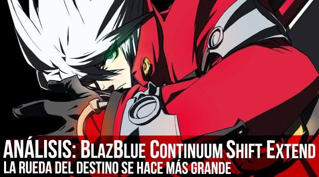 BlazBlue Continuum Shift Extend analisis