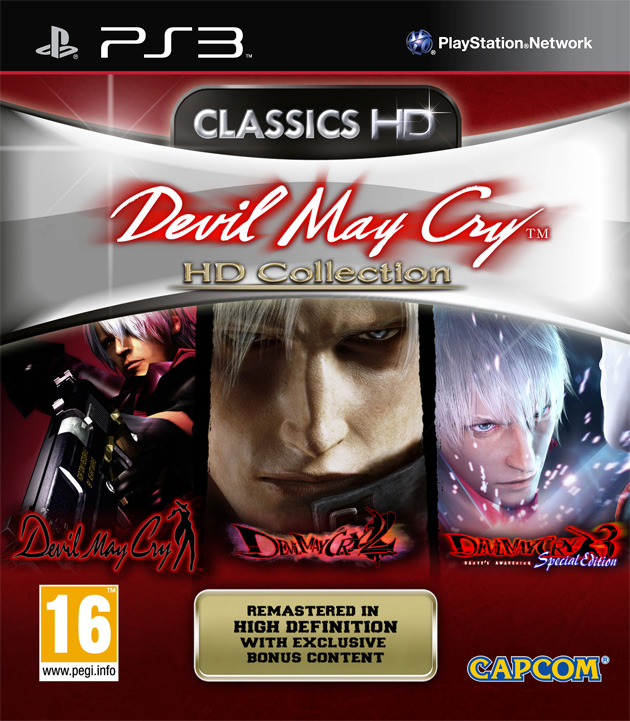 Devil May Cry HD Collection Devil May Cry HD Collection a la venta