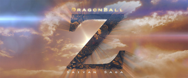 Dragon Ball Z Saiyan Saga logo Dragon Ball Z Saiyan Saga, cuando los fans superan a Hollywood