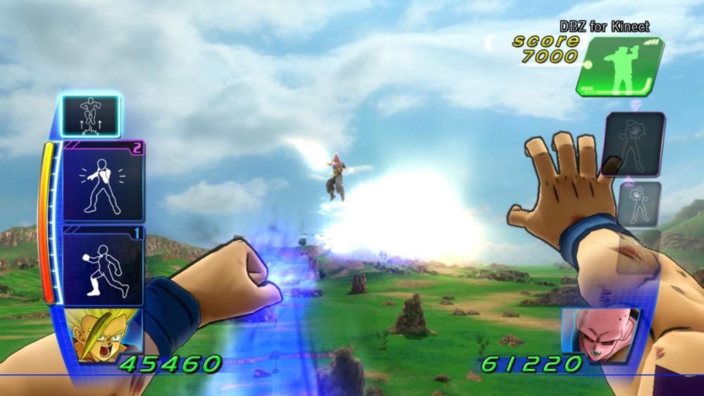 Dragon Ball Z for Kinect 08
