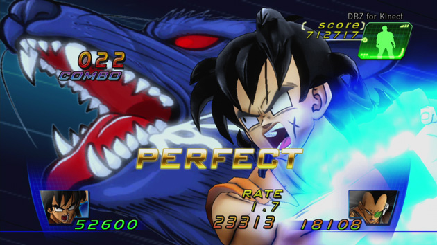 Dragon Ball Z for Kinect 16 Dragon Ball Sparking Omega anunciado para PlayStation 3 y Xbox 360