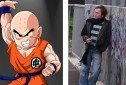Krilin Dragon Ball Z Saiyan Saga 126x85 Dragon Ball Z Saiyan Saga, cuando los fans superan a Hollywood