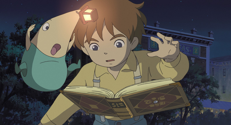 Ni no Kuni Wrath of the White Witch abril 23