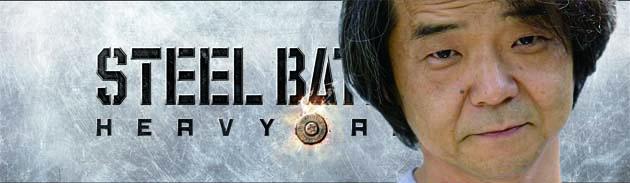 steel battalion heavy armor gosha Mamoru Oshii realiza el cortometraje Steel Battalion Heavy Armor: Gosha