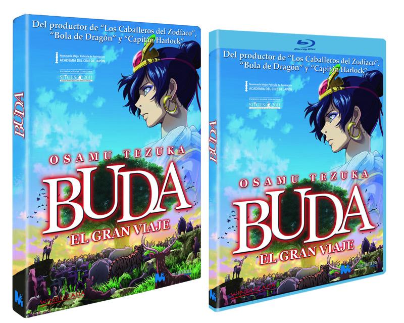 buda el gran viaje Buda: El gran viaje a la venta el 25 de julio
