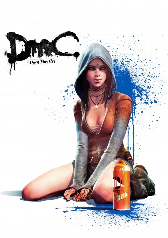 dmc devil may cry artwork (1)