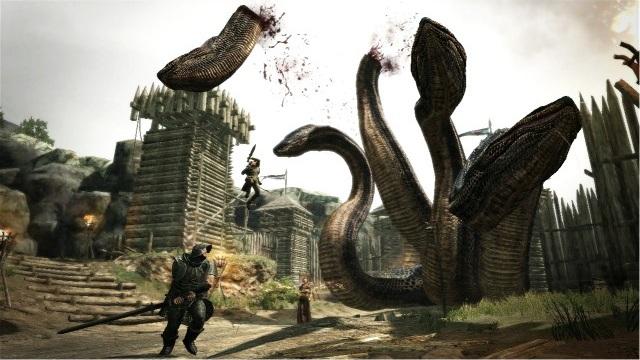 dragon's dogma hidra