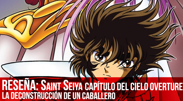 saint seiya capitulo del cielo overture pd Reseña: Saint Seiya Capítulo del Cielo Overture