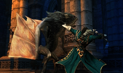 Castlevania Lords of Shadow Mirror of Fate (8)