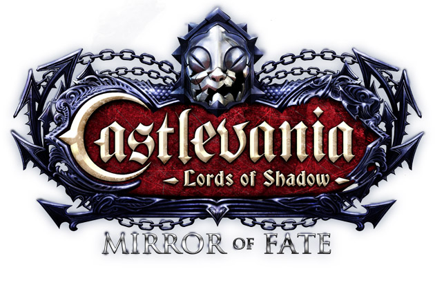 Castlevania Lords of Shadow Mirror of Fate logo