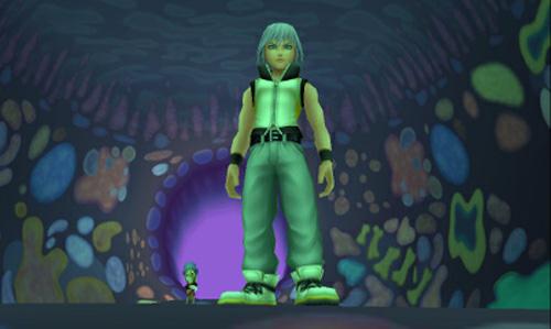 Kingdom Hearts 3D - Pranksters Paradise 03