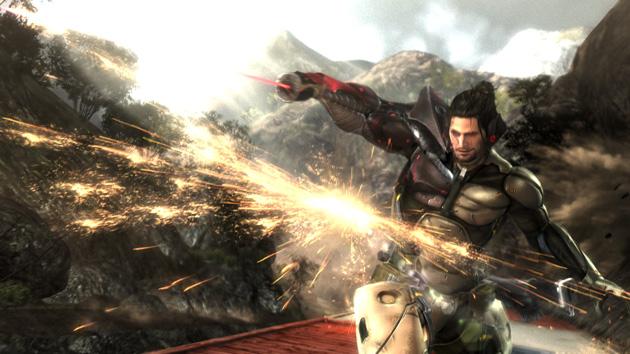Metal Gear Rising Revengeance (2)