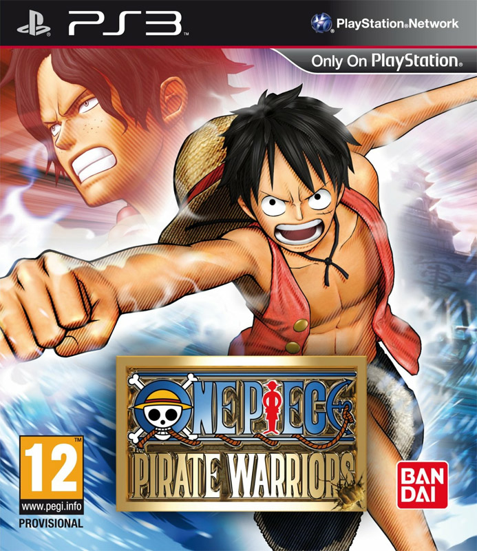 One Piece Pirate Warriors PAL