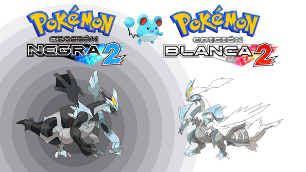 Pokemon Edición Negra 2 Blanca wp