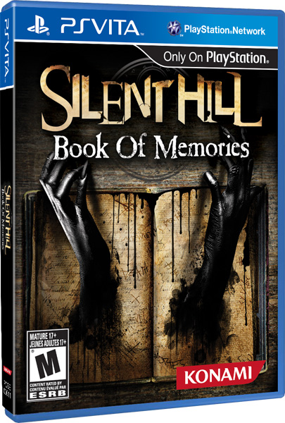 Silent Hill Book of Memories cover