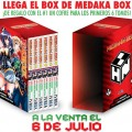 medaka box cofre ivrea