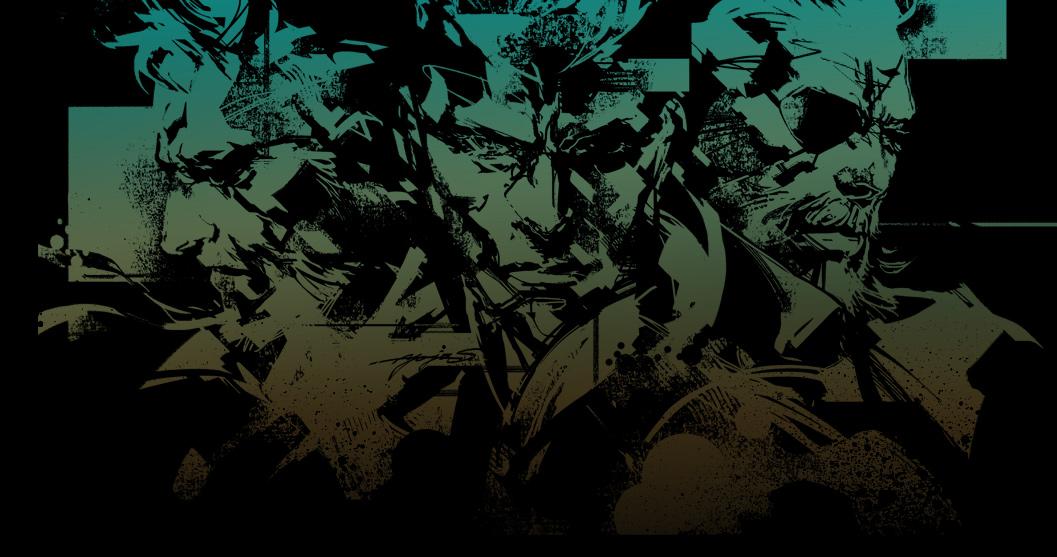 Metal Gear 25 aniversario