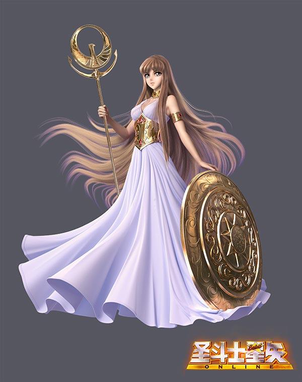 Saint-Seiya-Online-Athena