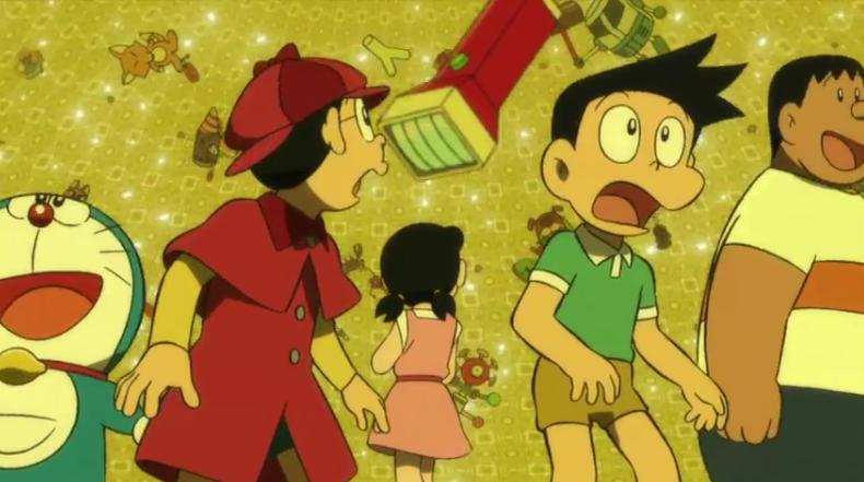 peliculadoraemon Nueva película de Doraemon para 2013