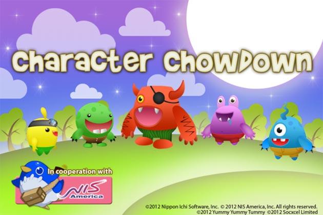 character chowdown