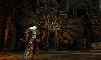 Castlevania Lords of Shadow Mirror of Fate 10