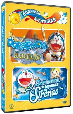 Doraemon Aventuras 3 e1345547949264 Doraemon Aventuras, recopilatorio de películas del gato cósmico