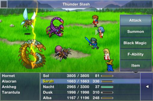 Final Fantasy Dimensions 07