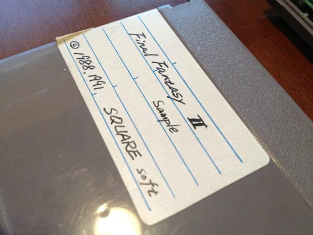 Final Fantasy II NES ebay