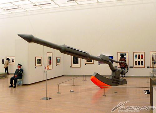 Heat Hawk gundam museo 01