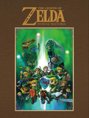 Hyrule Historia The Legend of Zelda