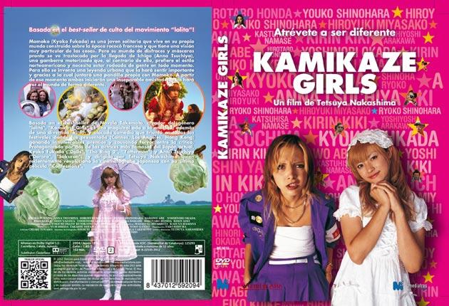Kamikaze Girls Caratula