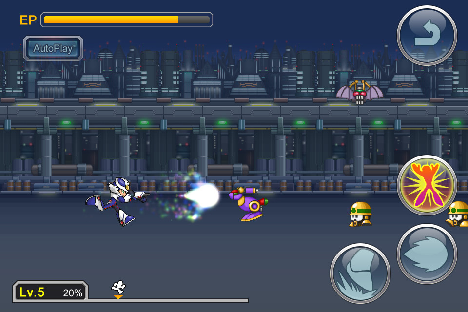 Megaman x Over 03