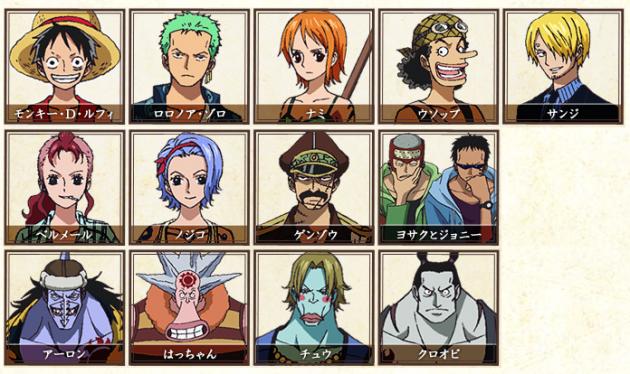 One Piece Episodio de Nami