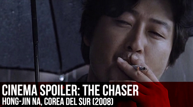 Portada The Chaser