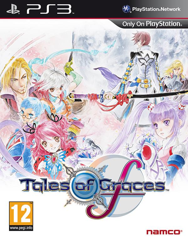 Tales of Graces F portada especial