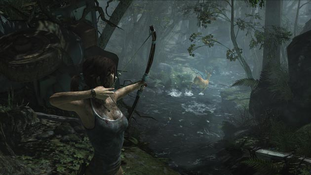 Tomb Raider 22 Primeros minutos de Tomb Raider