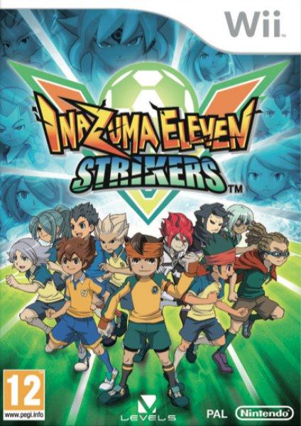 inazuma eleven strikers pal