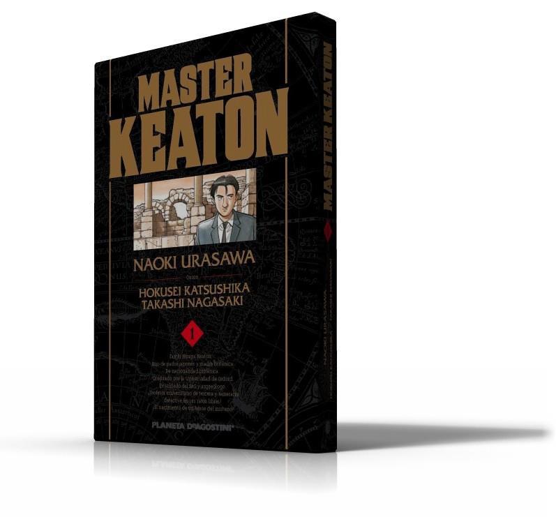 master keaton planeta