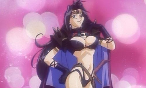naga the white snake Las 50 pechugonas del anime más deseadas, según Biglobe