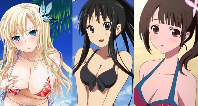 pechugonas anime Las 50 pechugonas del anime más deseadas, según Biglobe
